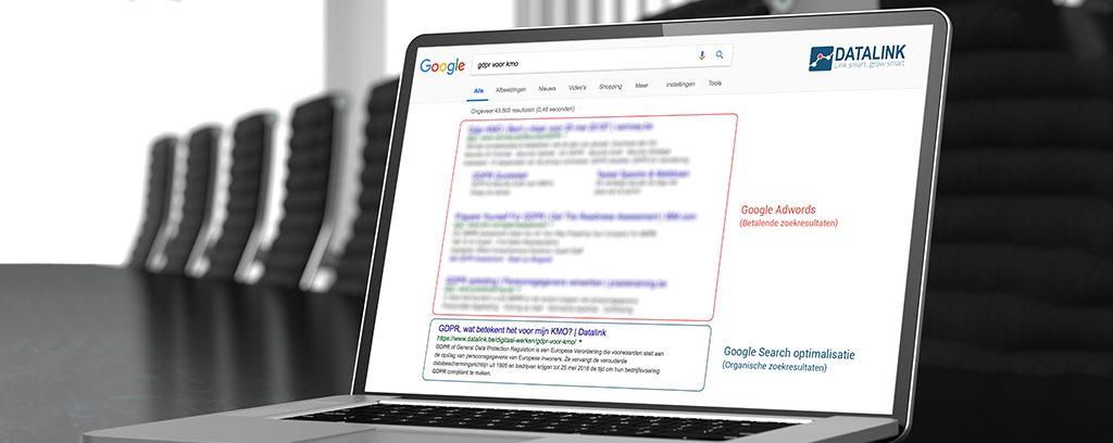 SEO copywriting: scoor met je website in Google