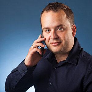 Danny, Netwerkarchitect & DPO Datalink te Diepenbeek