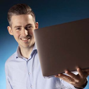 Marco, SysAdmin & Operations Manager Datalink te Diepenbeek