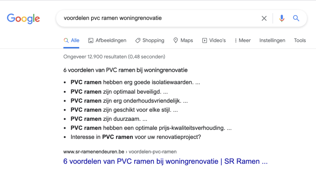 Voordelen PVC ramen woningrenovatie